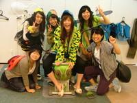 岡山からの女子大生6人組