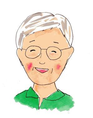 増井光子さん
