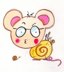 ネズミマイマイ:タヨウ星人