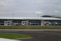 コタキナバル国際空港到着!!