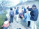 こちらは、神戸層群です~
