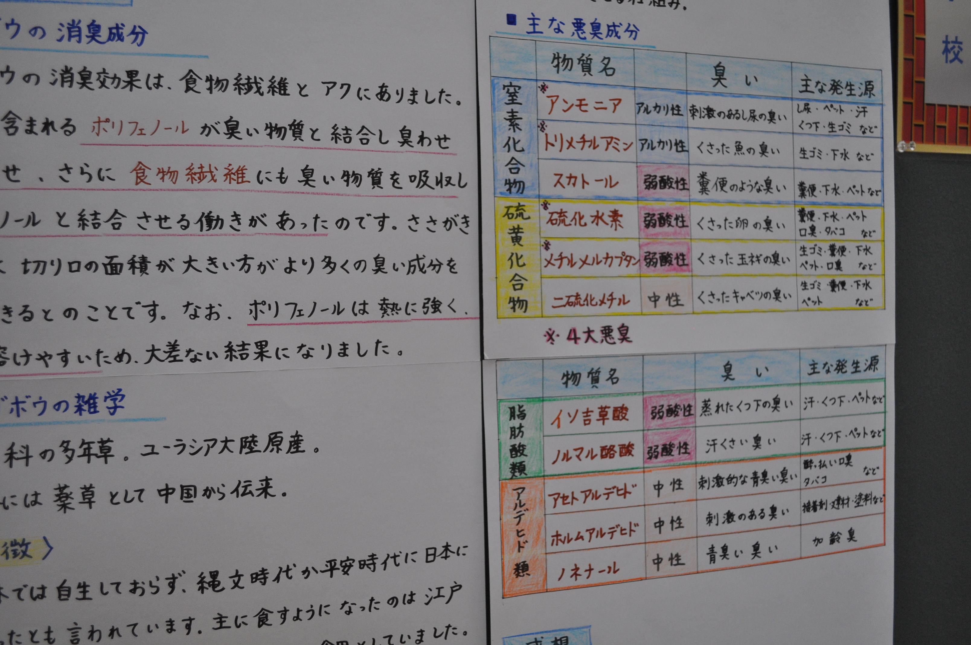 ただ今開催中! 三田市中学校理科自由研究作品展 - 兵庫県立人 ...